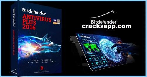 Bitdefender Antivirus Plus 2016 Crack With License key Full Download