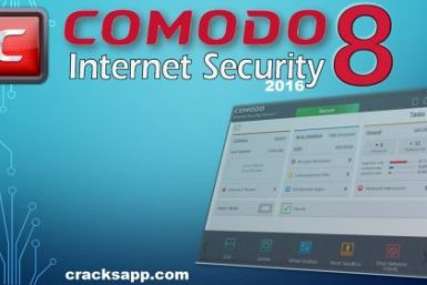 Comodo Internet Security Pro 8 Crack + License Key 2017 Full Free