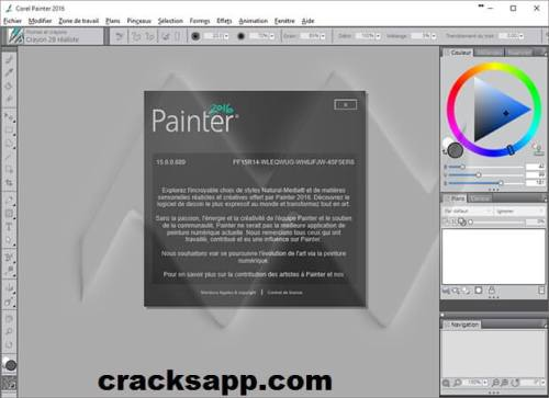 Corel Painter 2016 Serial Number + Activation Code Free Download