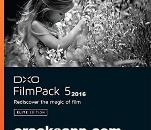 DXO Filmpack Elite 5 Crack Patch For (Mac+Win) 2016 Free Download