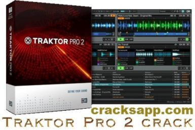 Native Instruments Traktor Pro 2 Crack + Activation Key Full Free