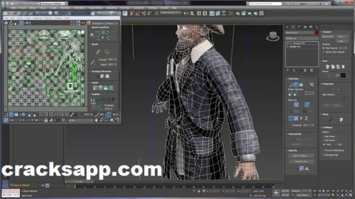 Autodesk 3ds Max 2017 Crack Keygen + Product Key Full Download