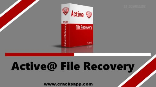 Active file recovery 18. 0. 2 crack with keygen free download.