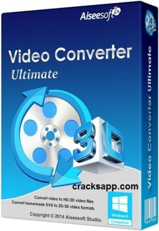 Aiseesoft Video Converter Ultimate 9.0.22 Crack