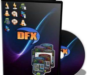 DFX Audio Enhancer 12.023 Crack With Serial Number Full Download