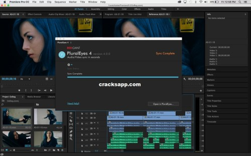 Pluraleyes 4 Serial Number Mac + Crack Keygen Full Free Download