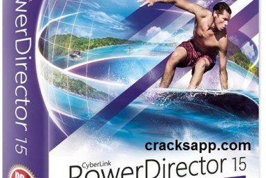 CyberLink PowerDirector 15 Ultimate Crack