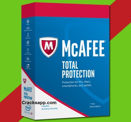 McAfee Total Protection 2017 Activation Code
