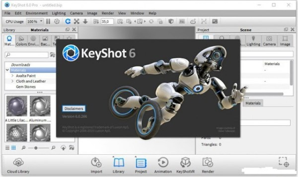 Luxion Keyshot Pro 6 Crack Incl Keygen Latest Download