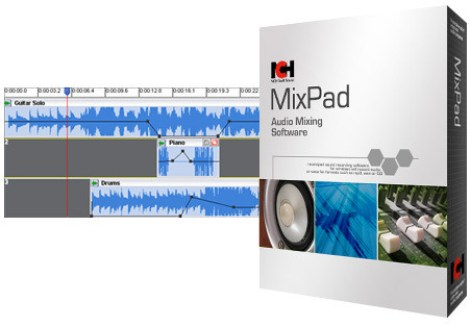 NCH Mixpad Crack Plus Registration Code Free Download