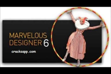 Marvelous Designer 6 Crack With Serial Key Full Version Get Free!