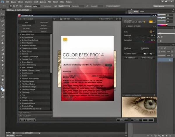 Color Efex Pro 4 Crack With Product Key Full Version Free Download