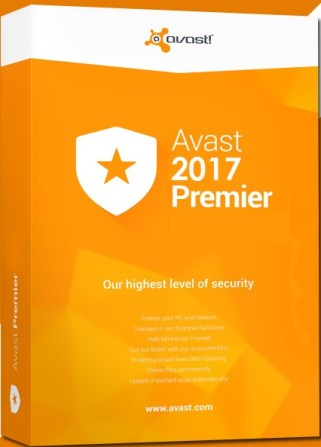 Avast 2017 Premier Activation Code