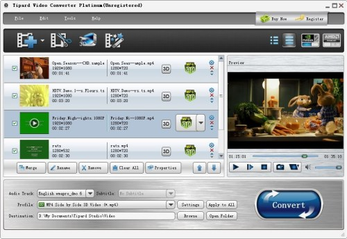Tipard Video Converter Platinum Crack
