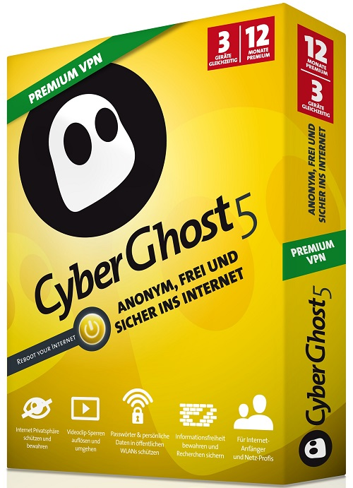 Cyber Ghost Free