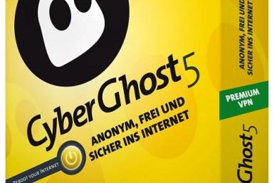 CyberGhost VPN 5.5 Crack
