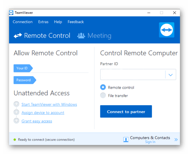 Teamviewer 15.5.6 License Key