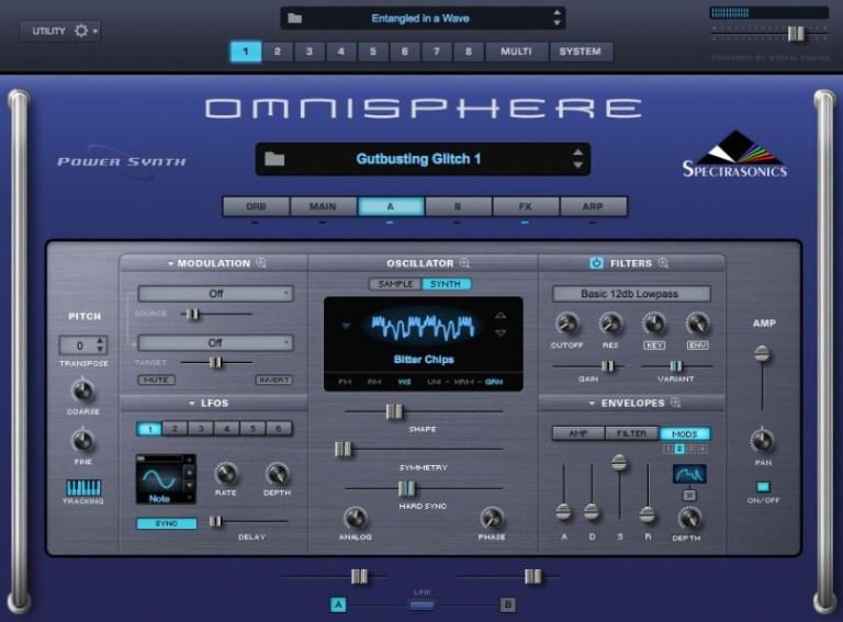 Omnisphere Crack with Keygen 2019 Free Download