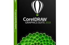 CorelDRAW Graphics Suite 2018 v20 (x86 & x64 bit) Cracked