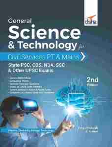 Science And Technology For UPSC PDF Free Download