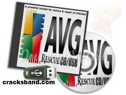 AVG Rescue USB 120.160420 Crack Free Download Full Version 2021