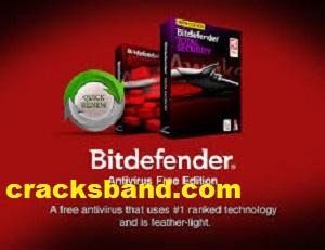 BitDefender Free Edition 1.0.16.150 Crack + Key Free Download 2021