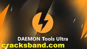DAEMON Tools Ultra 6.0.0.1623 Crack + Key Free Download 2021