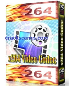 x264 Video Codec r304 Crack Activation Key Full Version Download(Patch) 2021