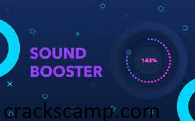 Sound Booster 1.11 Crack + Product Key Full Version (Patch) 2021 Download