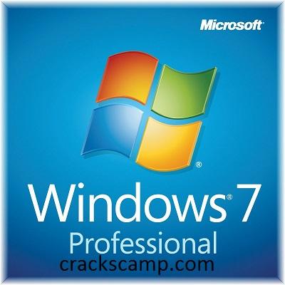 Windows 7 Professional Crack + Product Key 2021 Free Download
