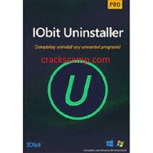 Iobit Uninstaller 10.5.0.5 Crack + Latest Version (Patch) 2021 Download
