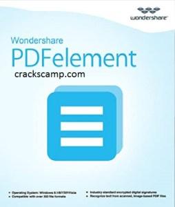 Wondershare PDFelement 8.1.11 Crack + Registration Key 2021 Full Download