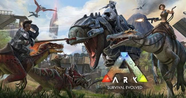 ARK Survival Evolved Mod Apk v1.1.21 (Unlimited Money)