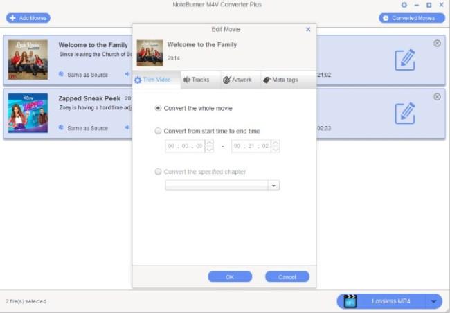 NoteBurner iTunes DRM Audio Converter 3.0.7 Crack + Serial Number Full 2019