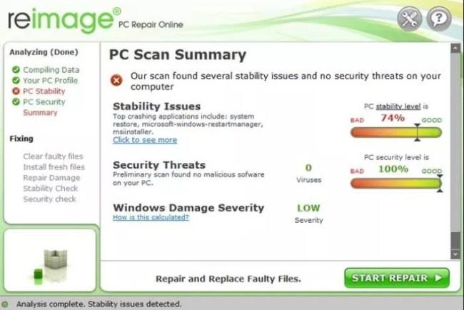 Reimage PC Repair 2021 Crack & License key Full Version