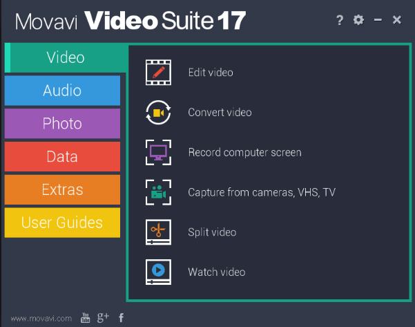 Movavi Video Suite 20.0.0 Crack Torrent + Activation key Full [2020]