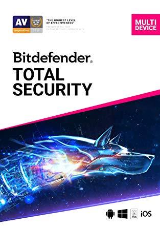Bitdefender Total Security 2021 Crack + Activation Code Free Updated