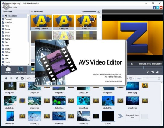 AVS Video Editor 9.1.2.340 Crack + Activation Key Download [2020]