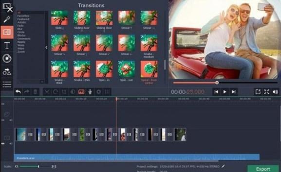 Movavi Video Editor 20.1.0 Crack + Activation Key [2020]