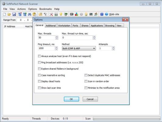 SoftPerfect Network Scanner 8.4 Crack + License Key [32/64Bit]