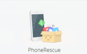 PhoneRescue 3.5.0 Crack +  Activation Code Free Download