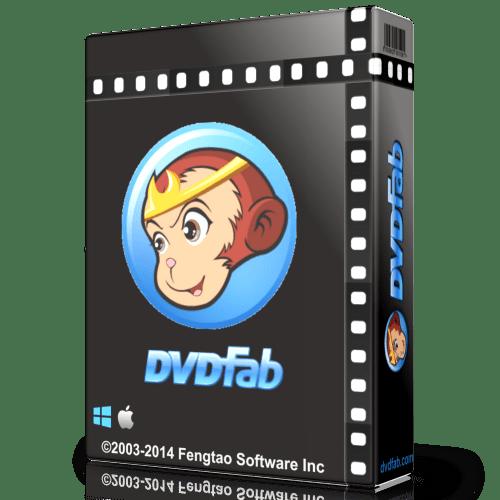 DVDFab 10.0.6.8 Crack With Keygen For Mac + Windows Free Download