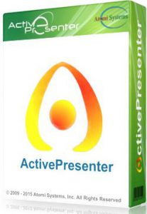 ActivePresenter Professional 7 Crack
