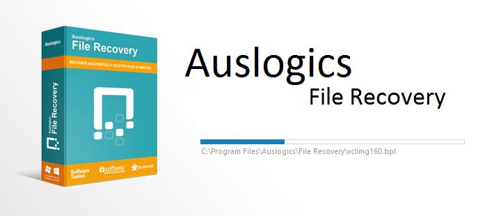 Auslogics File Recovery 7.2 Crack