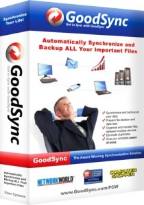 GoodSync 10.6.8.8 Crack