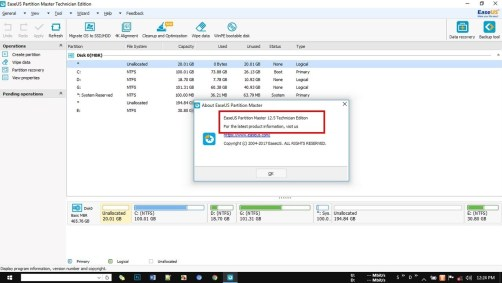EaseUS Partition Master 12.8 Crack