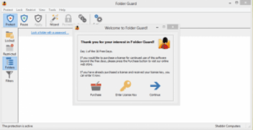Folder Guard Professional 18.1.0.2425 Crack
