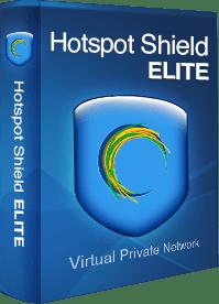 Hotspot Shield VPN Elite 7.5.0 Crack