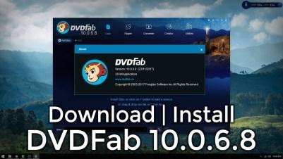 DVDFab 10.0.7.7 Crack