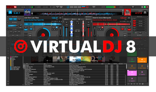 Virtual DJ 8.2 Build 4064 Crack